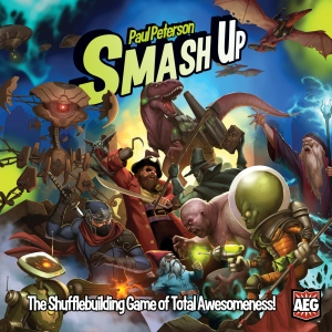 Smash Up Core Set