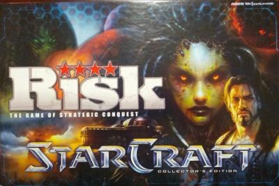 Risk: StarCraft