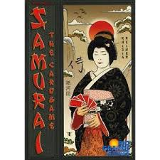 Samurai the Card Game