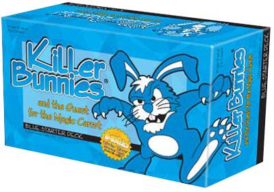 The Killer Bunnies and the Quest for the Magic